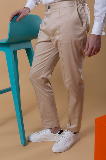 The Beige COOL Trousers