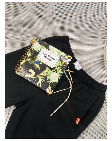 IAN Cool Black Pants