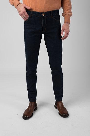 Skinny-FIT Ash Navy Jeans