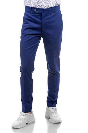 Blue Mister Chino