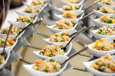 appetizer-of-couscous-and-vegetables-in-
