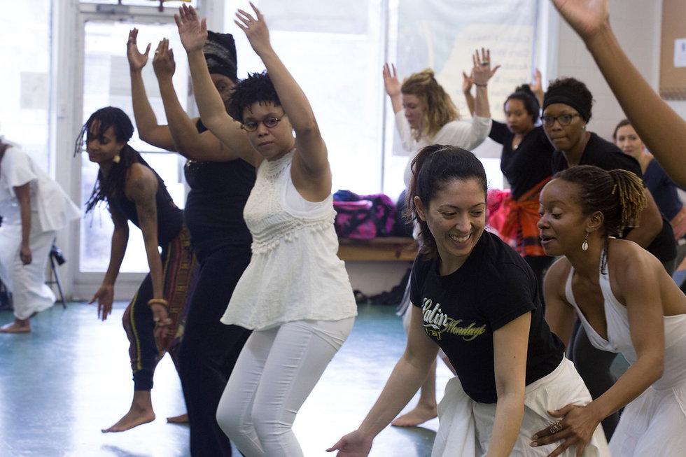 Joys of Dance. Samba Afro.jpg