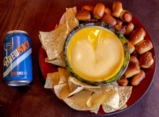 Classic Pilsner Beer Cheese