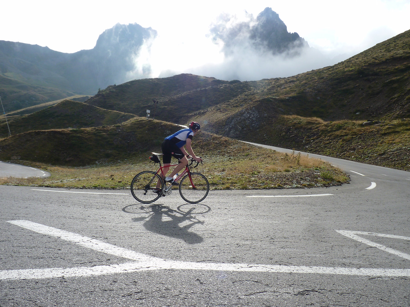 Training - Col du Tourmalet