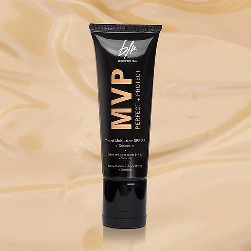 Beauty For Real  MVP Tinted Moisturizer + Concealer