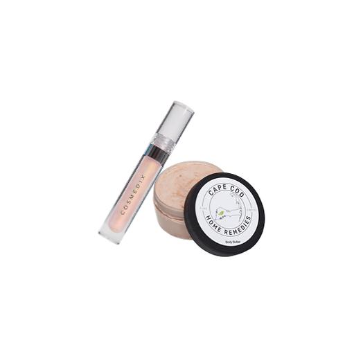 LD Curated Lip + Body Sparkle Bundle