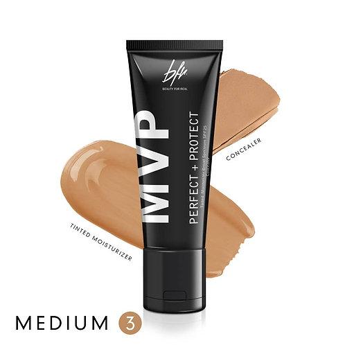 Beauty For Real -MVP Tinted Moisturizer Concealer Medium 3
