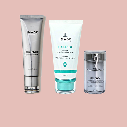 LD CURATED - Neck Firming at-home treatment Bundle
