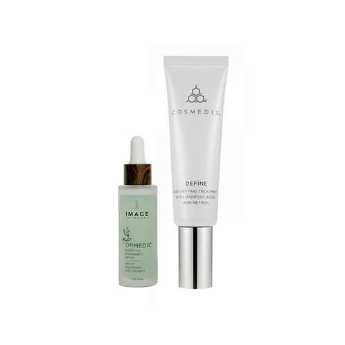 LD Curated Skin Restoring DUO | Dehydrated-Oily skin
