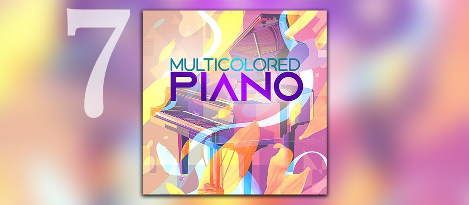 MC Piano: Selected compositions week of 28th of June