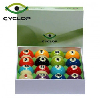 CYCLOP T.V. EDITION BALL SET