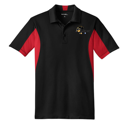 Black Cat Pool Tour Polo