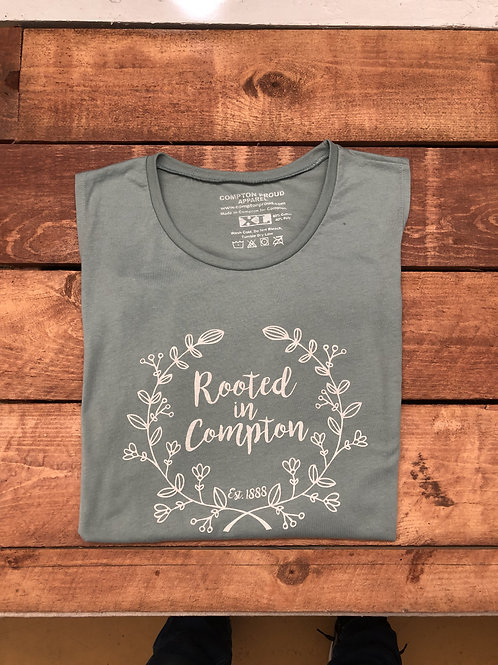 Rooted in Compton Tank Top