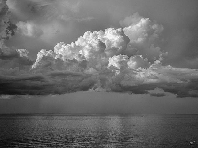 Clouds -Florida