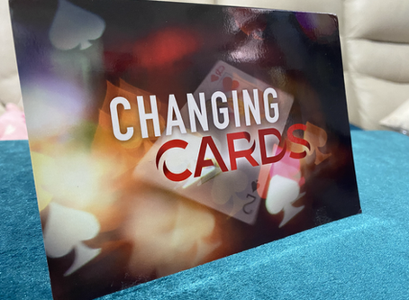 TRICK REVIEW - Changing Cards by Richard Young
