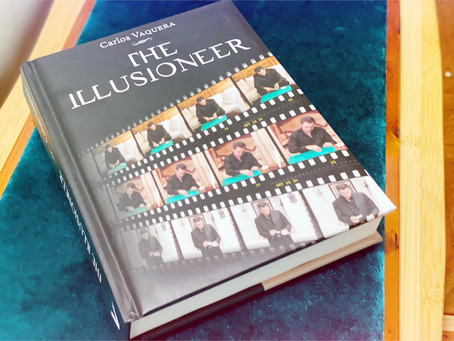 BOOK REVIEW: The Illusioneer by Carlos Vaquera