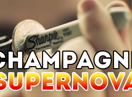 TRICK REVIEW - Champagne Supernova by Matthew Wright