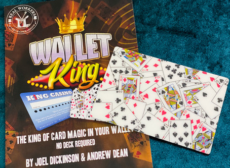 TRICK REVIEW - Wallet King by Joel Dickinson & Andrew Dean