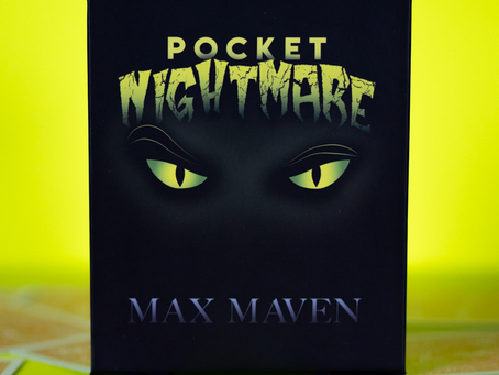 TRICK REVIEW: Pocket Nightmare by Max Maven