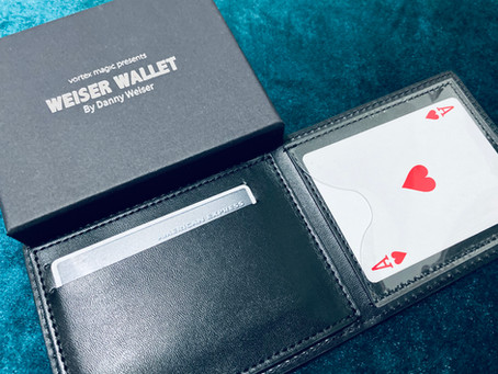 Trick Review - Weiser Wallet by Danny Weiser