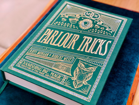 BOOK REVIEW - Parlour Tricks by Morgan & West