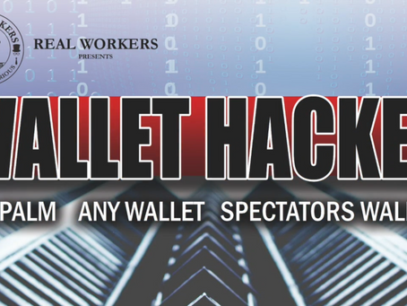 TRICK REVIEW - Wallet Hacker by Harri Harrington & Haredin Kiamalis