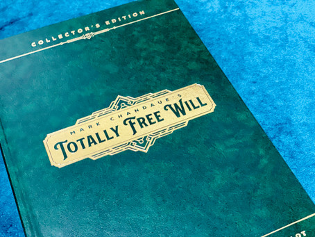 BOOK REVIEW - Totally Free Will by Mark Chandaue