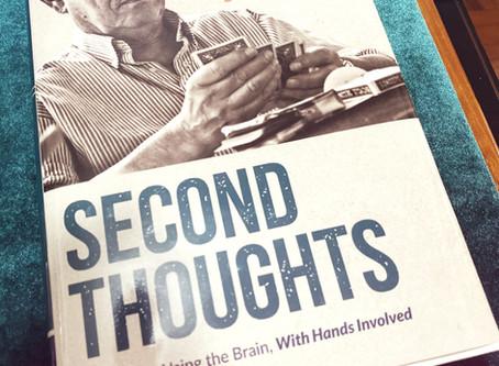 BOOK REVIEW: Ramón Riobóo's Second Thoughts