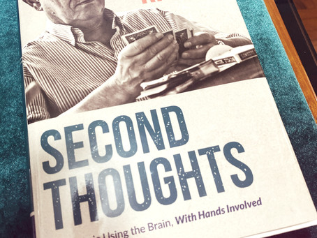 BOOK REVIEW: Ramón Riobóo's Second Thoughts