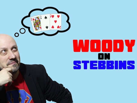 TUTORIAL REVIEW - Woody on Stebbins  Vol.1 & 2