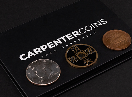 TRICK REVIEW - Carpenter Coin by Jack Carpenter