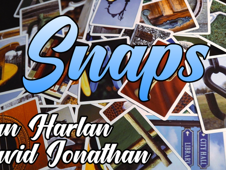 TRICK REVIEW - Snaps by Dan Harlan & David Jonathan