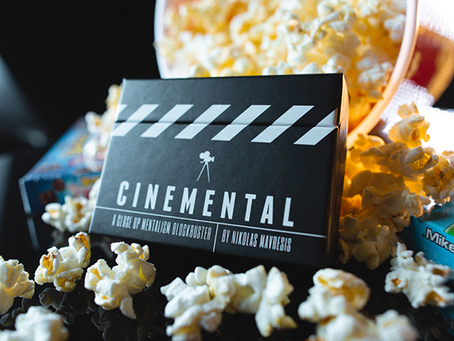TRICK REVIEW: CineMental by Nikolas Mavresis