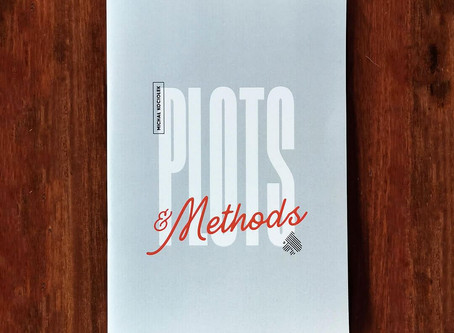 BOOK REVIEW - Plots & Methods by Michal Kociolek