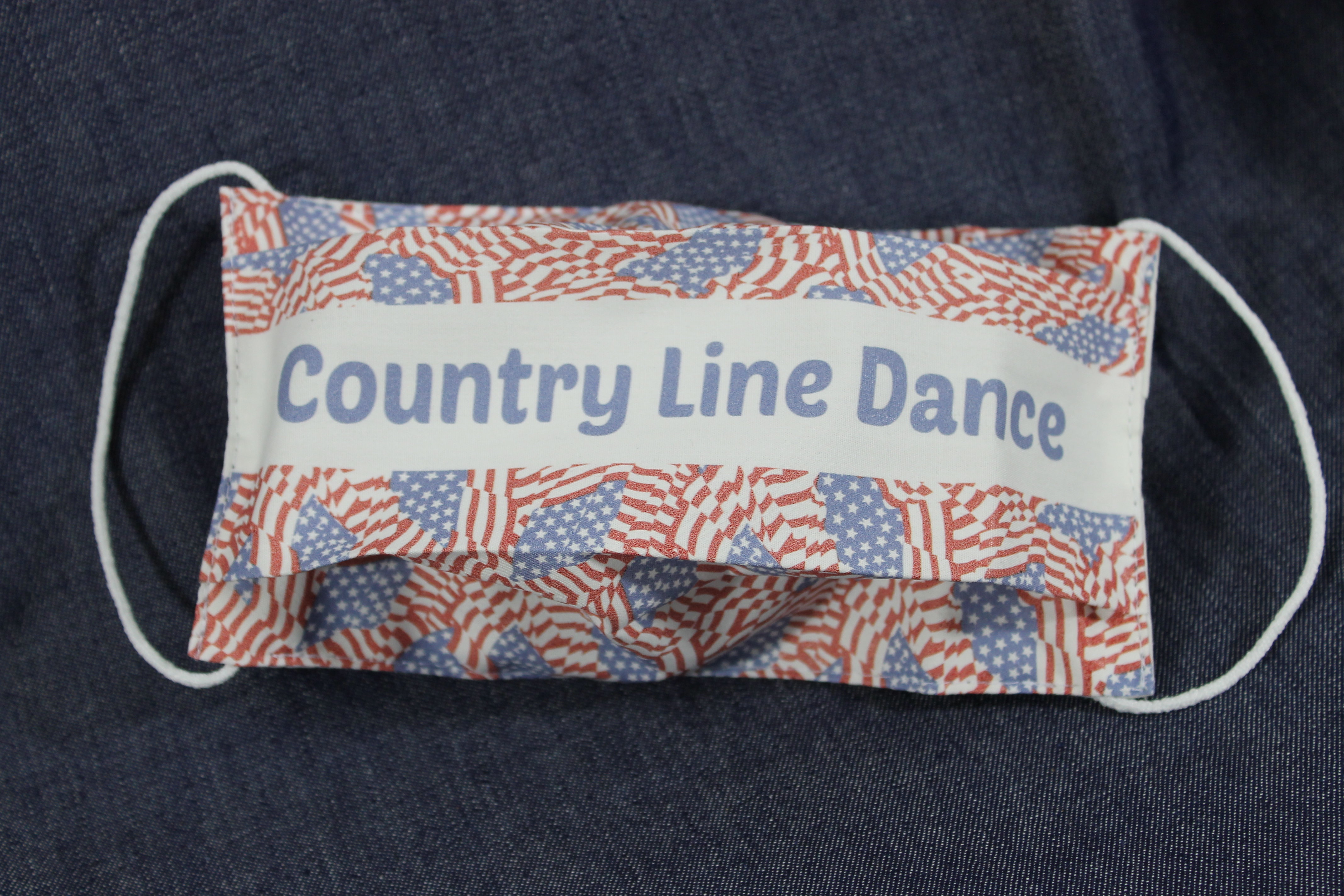 Masque Country Line Dance
