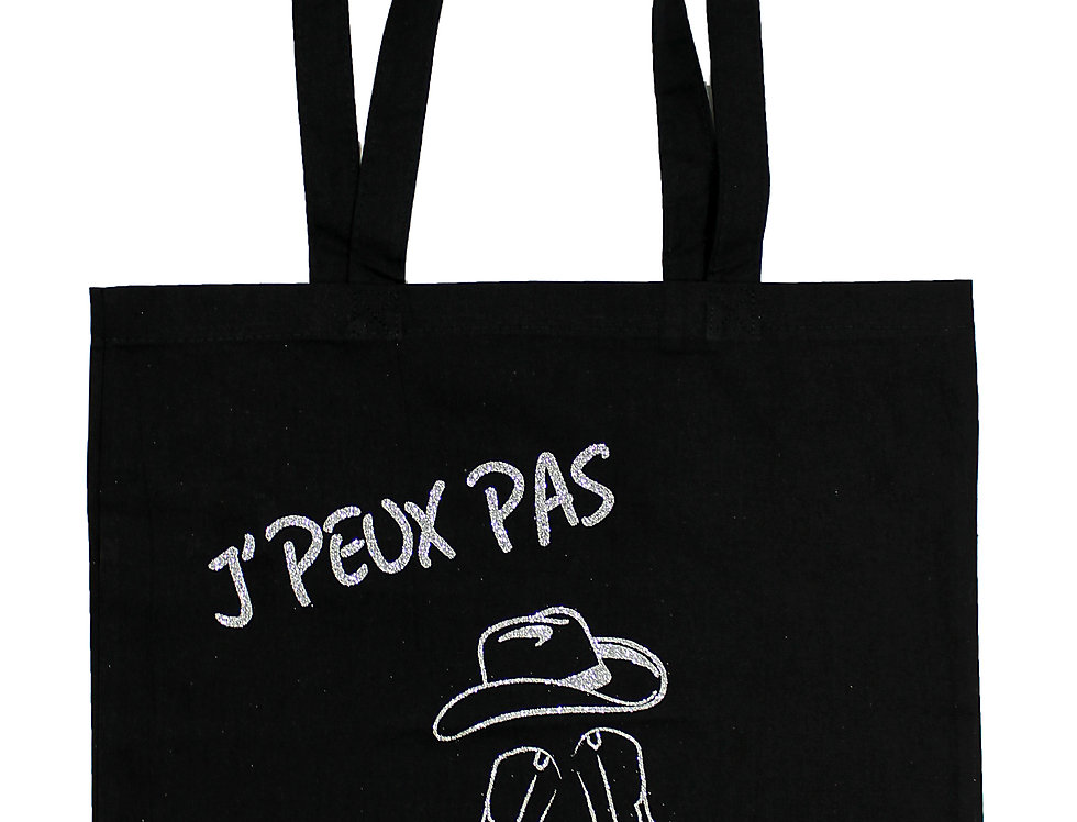 TOTE BAG 1000 EXCUSES COUNTRY