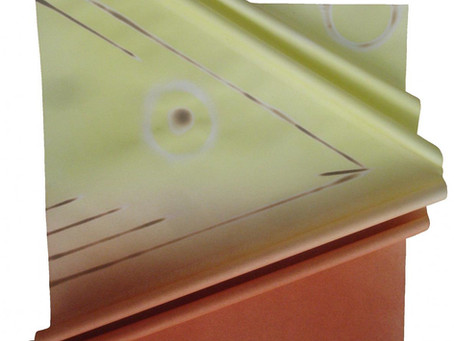 "Meir Salomon: ""abstract, minimalist & geometric"""