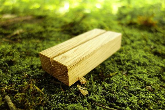 Holzhalter Calenderbox, Eiche