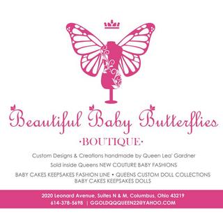 Beautiful Baby Butterflies Boutique
