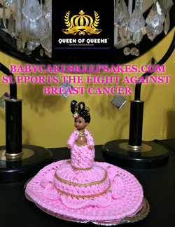 QUEEN ROBIN FIGHT AGAINST BREAST CANCER