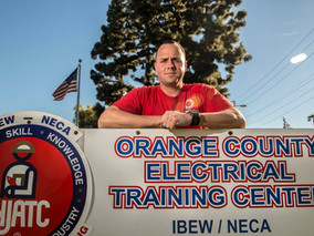 Apprenticeship Featured in Orange County Register