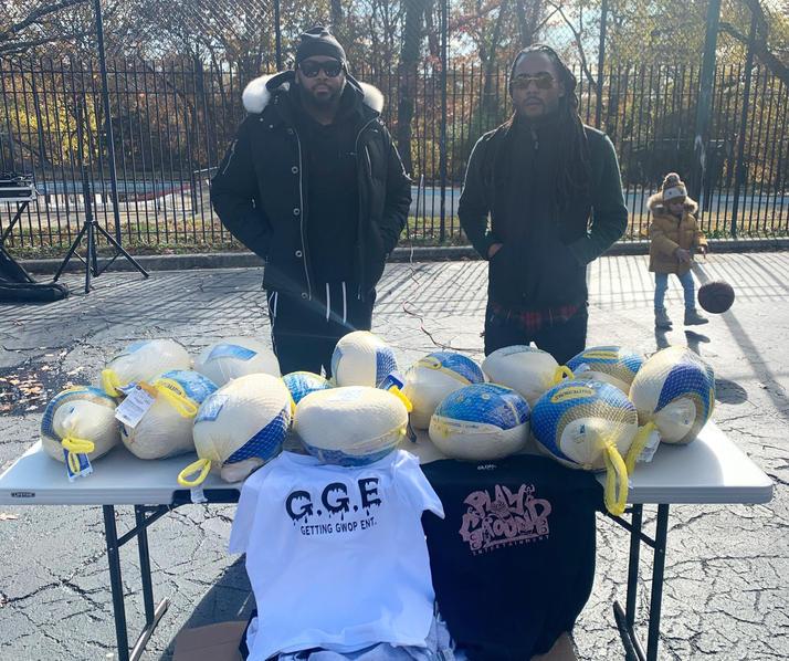 PGE Turkey Giveaway