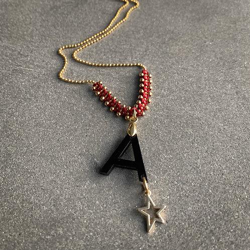 Mini collar Tejido PERSONALIZADO