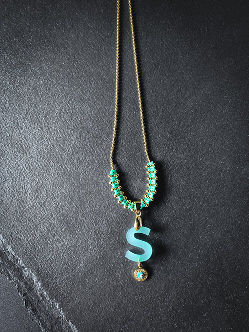 Marin Initial Necklace