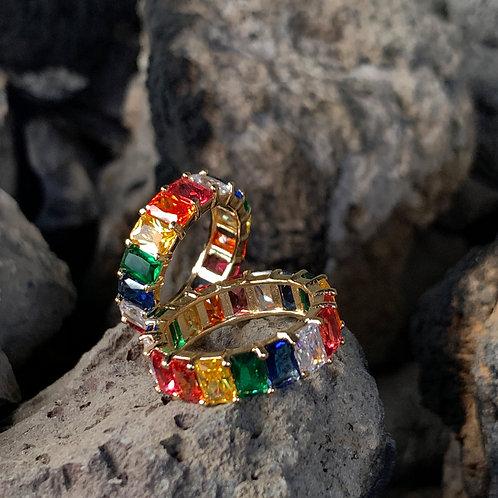 Churumbela Chapa Oro Rainbow