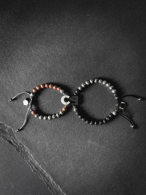 Infinity Love Matching Bracelets