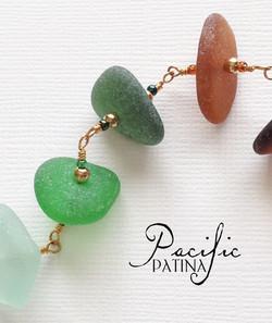 Jewel Beach Sampler Bracelet