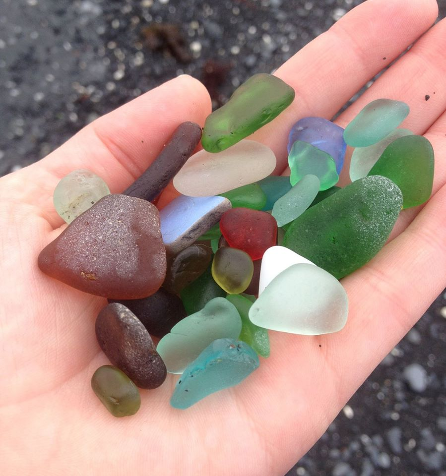 Kodiak Sea Glass