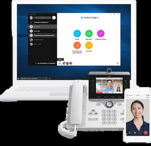 Cisco Webex Calling - expérience utilisateur intelligente
