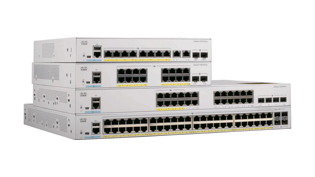 Cisco Catalyst Series 1000